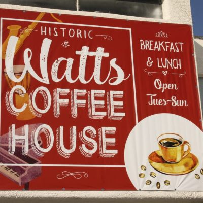 The Historic Watts Coffee House