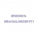Episode 11: Biracial/Mixed Part 1