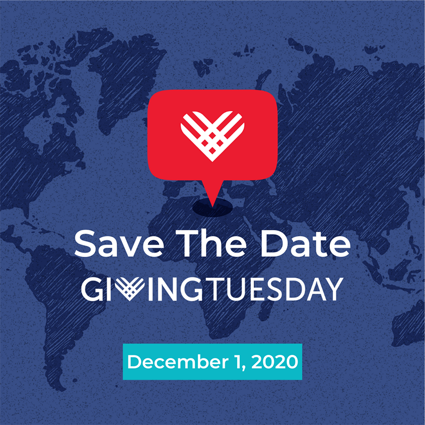giving tuesday december 1st 2020