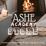 Welcome to the Ashe Academy Store