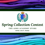 The Ashe Academy Store – Spring Collection Contest